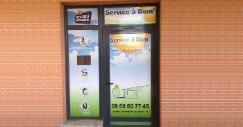 Service à Dom' - Agence de Toulouse Borderouge
