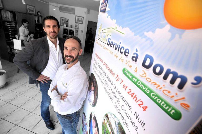 Service à Dom' - Fondateurs