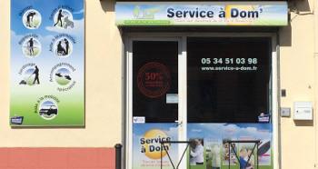 Service à Dom' Cugnaux