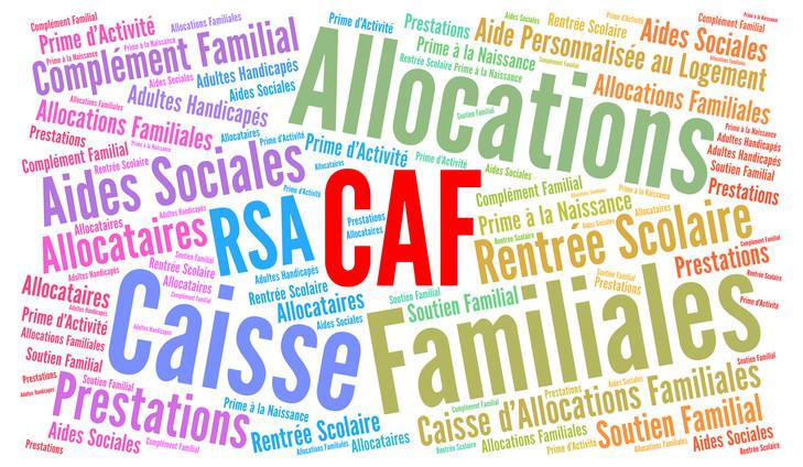 Garde D Enfants Aide Caf