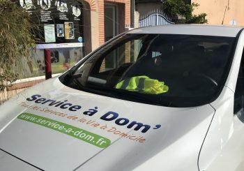 Service à dom' soutient le mouvement du 17 novembre…