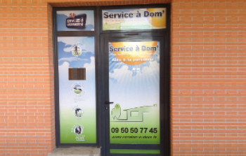 Service à Dom' - Agence de Toulouse Borderouge