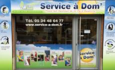 Service-a-dom' Rieumes